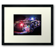The Need For Speed - 3 Framed Print