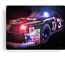 The Need For Speed - 3 Canvas Print
