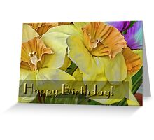 General birthday card. Greeting Card