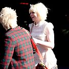peoplescapes #338, two blonde by stickelsimages