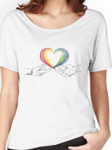 Love is equal (Harry and Louis) Women's Relaxed Fit T-Shirt
