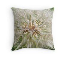 Giant Dandelion Throw Pillow