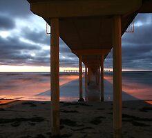 Under the Boardwalk by Terri Green