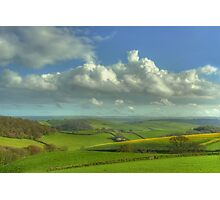 The South Hams Photographic Print