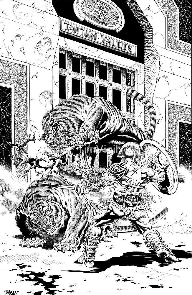 Gladiator by TimVigil