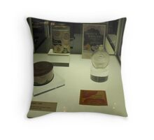 Rene Lalique and Roger & Gallet Throw Pillow