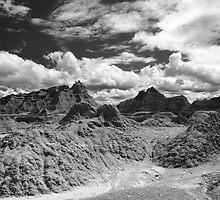 Contrast in South Dakota by Jim  Egner