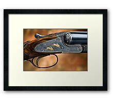 LC Smith Pacmayer Framed Print