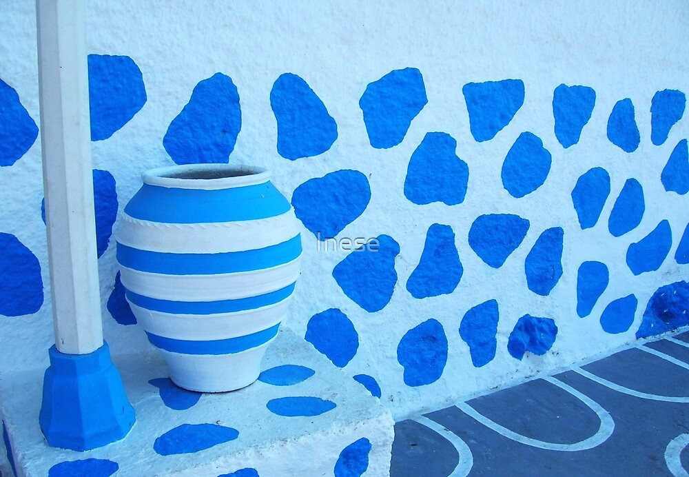 colours of Greece by Inese