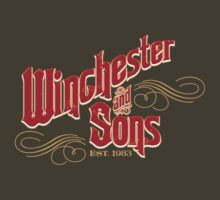 Winchester & Sons by Manny Peters