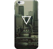 Geometric // City iPhone Case/Skin