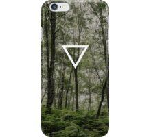Geometric // Summer Jungle iPhone Case/Skin