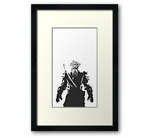 Dragonborn! Framed Print