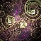 Wrap - Twist - Bend - Curl by Georg Kiehne