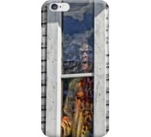 You never know who is watching iPhone Case/Skin