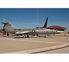 #56-0790 YF-104G Starfighter wide shot Photographic Print
