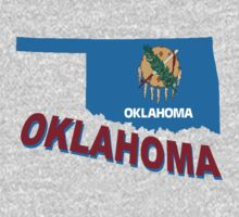 oklahoma state flag by peteroxcliffe
