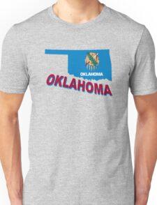 oklahoma state flag Unisex T-Shirt