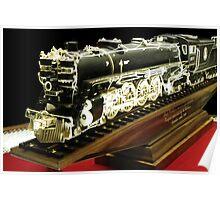 Baldwin Locomotive 1930 Poster