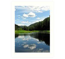 Reflected Serenity Art Print