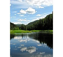 Reflected Serenity Photographic Print