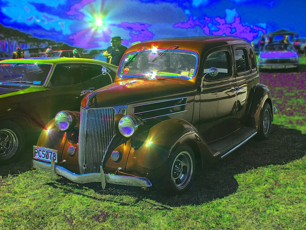 Ford Supremacy by uepa arts