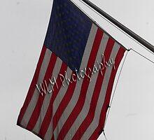 OL' GLORY - FLAG U.S.A. by MOHOTSHOTZMO