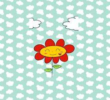 Flower by enelbosqueencan