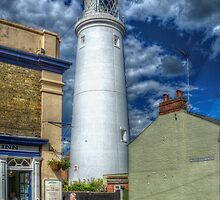 Southwold Lighthouse by Nigel Bangert
