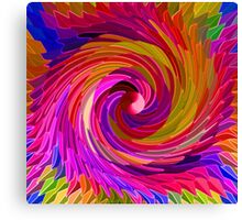 It All Started With A Big Bang Canvas Print