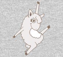 Rock Star Sheep One Piece - Long Sleeve