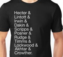 The History Boys Unisex T-Shirt