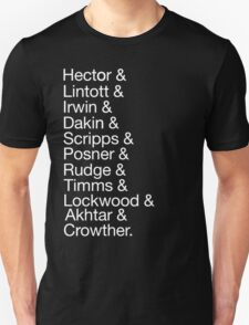 The History Boys T-Shirt
