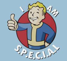 Fallout Vault Boy Kids Clothes