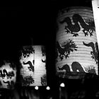 Dragon Lanterns by James Deverich