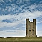 The Broadway Tower by Gethin Thomas