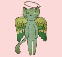 Do good cats go to heaven? Kids Clothes