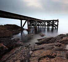 Porten cross pier by Grant Glendinning