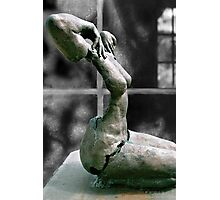 Incomplete Woman Photographic Print