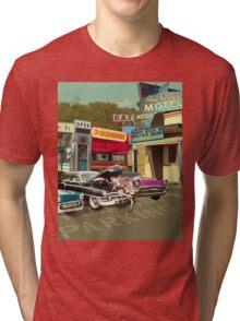 The Motel Tri-blend T-Shirt