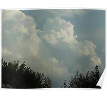 Cumulonimbus 14 Poster