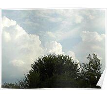 Cumulonimbus 18 Poster