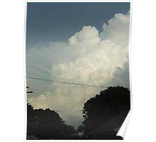 Cumulonimbus 49 Poster
