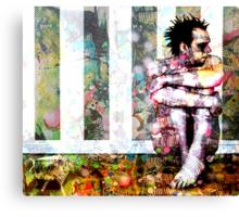 AFFLICTION Canvas Print