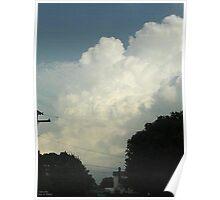 Cumulonimbus 50 Poster