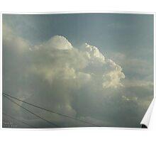 Cumulonimbus 56 Poster