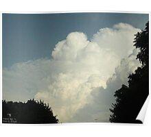 Cumulonimbus 60 Poster