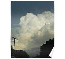 Cumulonimbus 62 Poster