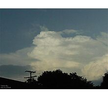 Supercell 3 Photographic Print