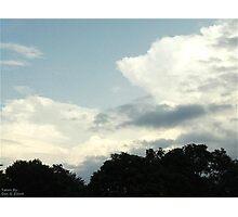 Cumulonimbus 80 Photographic Print